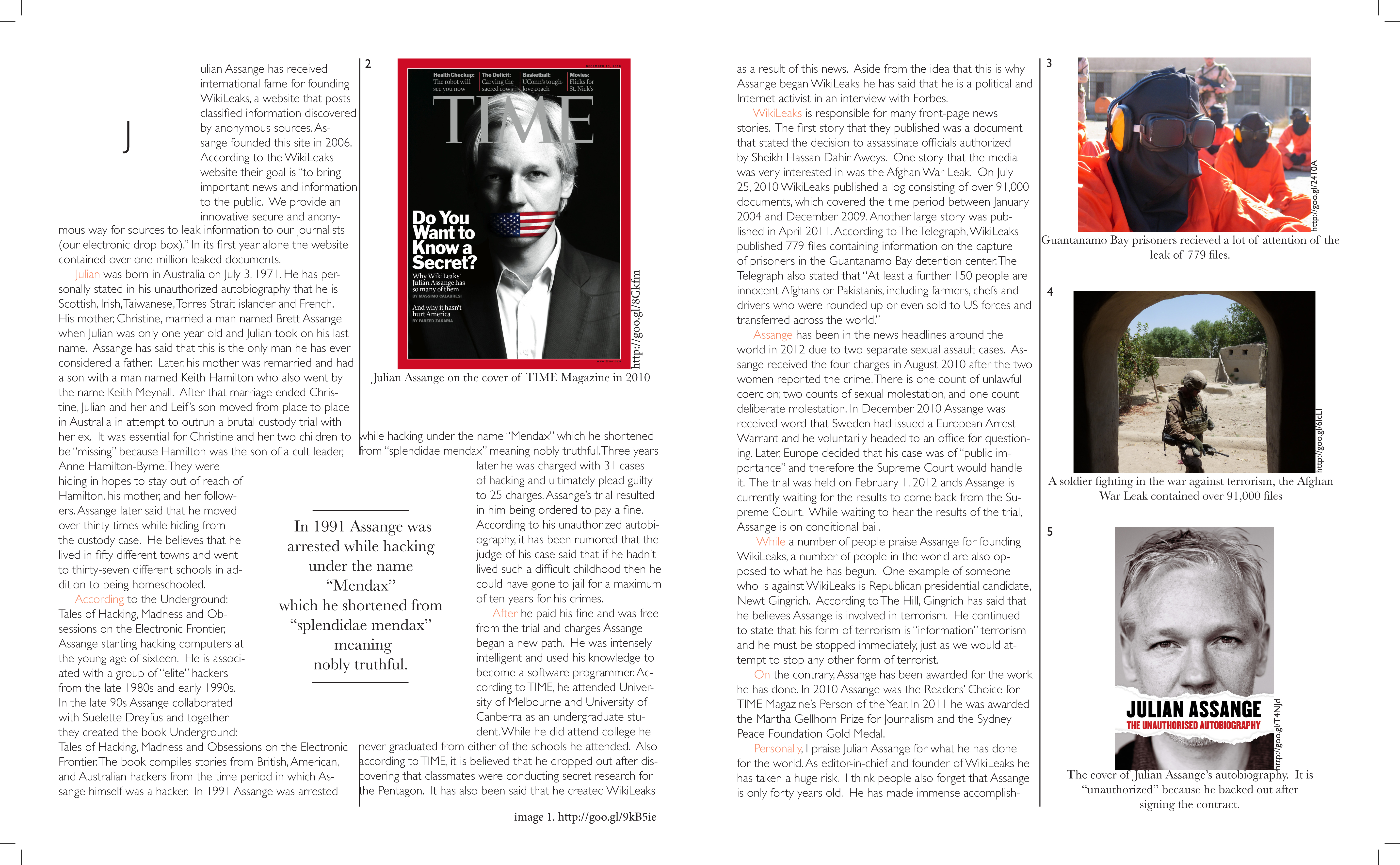 editorial layout   melanie cleary : a process blog
